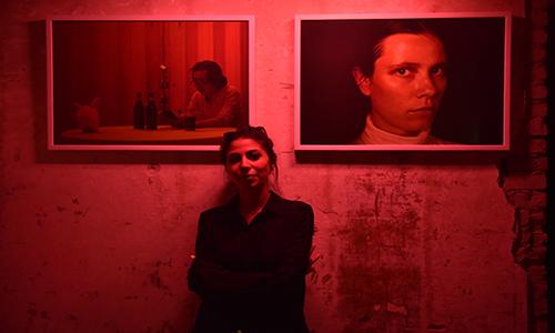 Salma El Kashef Exhibition